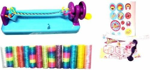 d7557febc4e6 Soy Luna Fabrica De Pulseras Twist Con Hilos Original Disney -   479 ...
