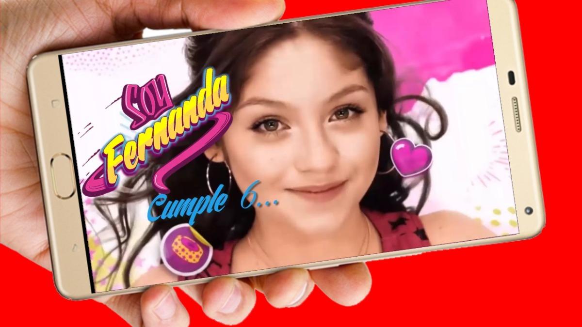 Soy Luna Vídeo Tarjeta Invitación Cumpleaños Whatsapp