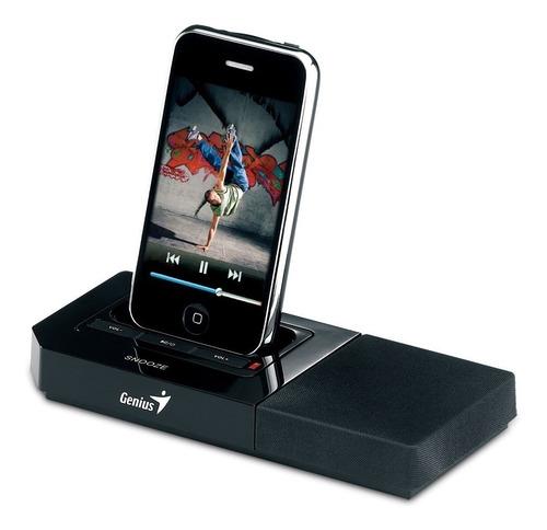 sp-i500 parlante para iphone 4 genius