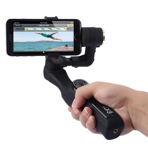 sp2 2 eje sin escobilla camara video estabilizador