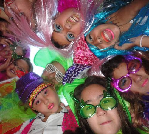 spa de nenas-animaciones-mini disco-karaoke-candy bar