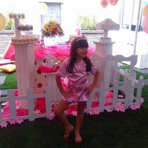 spa de niñas meson candy bar tepen pijamada zona de arte