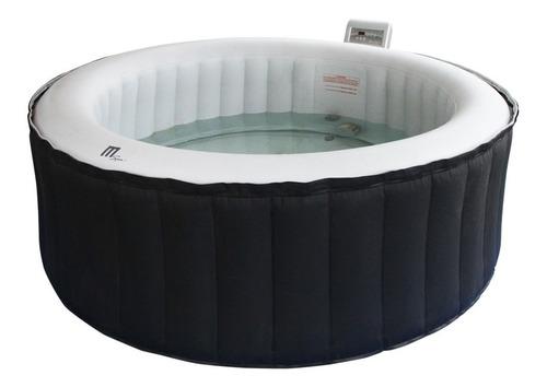 spa inflável hidromassagem nautika 220v ofuro para 4 pessoas