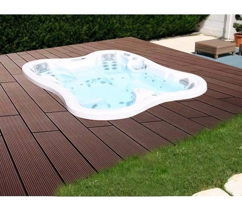 spa jacuzzi hot-tub lujo 6 personas lotus usa piscineria
