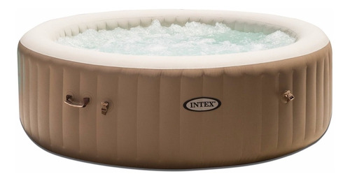 spa jacuzzi inflable purespa intex 28408 6 personas redondo