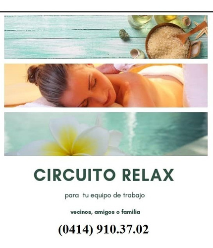 spa: masaje, quiropraxia, acupuntura, reflexología, fisioter
