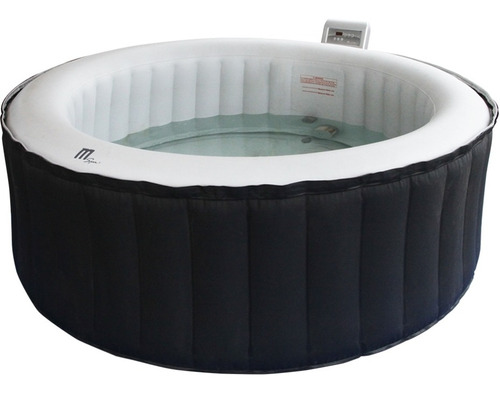 spa ofurô 700 litros inflável pvc premium 4 pessoas nautika