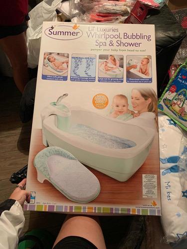 spa para bebés marca summer