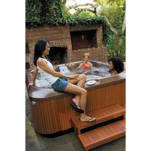 spa para exterior mod j marca jacuzzi with precio de jacuzzi exterior