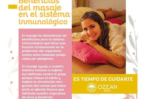 spa para mamá, masajes relajantes