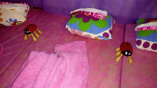 spa para nenas animación eventos show
