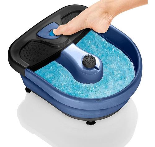 spa para pies con tiras de gel y 3 accesorios fb27wes