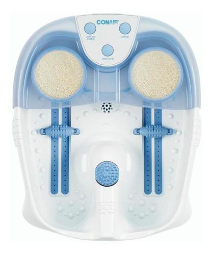 spa para pies de lujo con luz burbujas y vibración fb52es