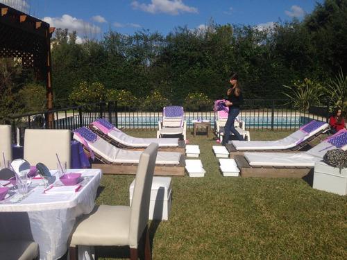 spa party a domicilio promo! pagas 10, vienen 12 niñas