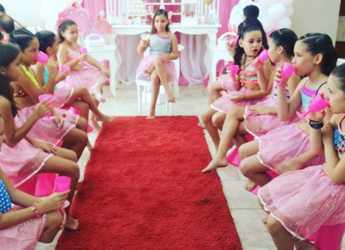 spa party fiestas para niñas ( albertinasspa )