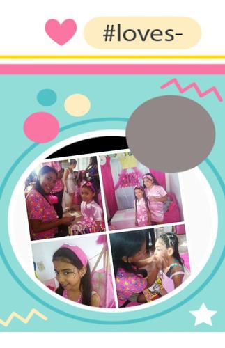 spa party para las prinsesas de la casa