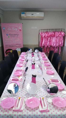 spa party para nenas maquillaje uñas peinados desfile y mas