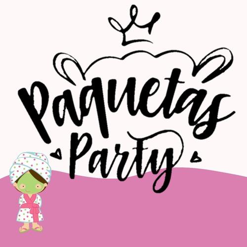 spa party, pijamadas, animación infantil, spa de niñas