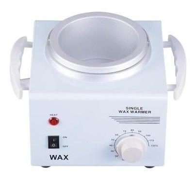 spa salon solo olla cera calentador calentador máquina