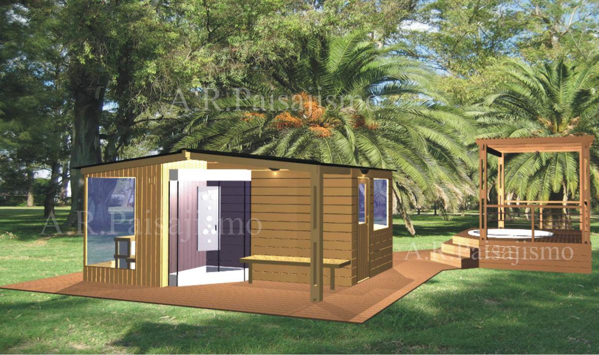 Madera para saunas cabinas de madera para sauna sueco - Tipos de saunas ...