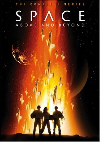 space above and beyond  serie completa tv importada dvd