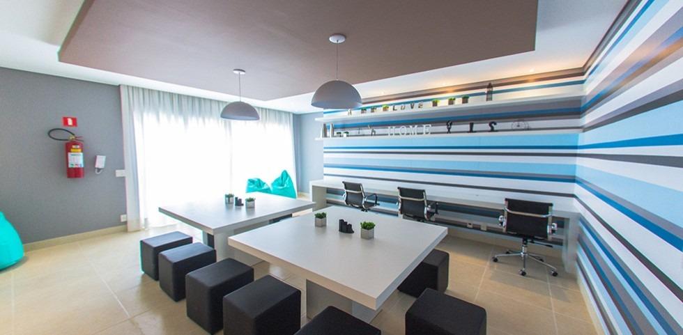 space anália franco - terraço gourmet - 117m²