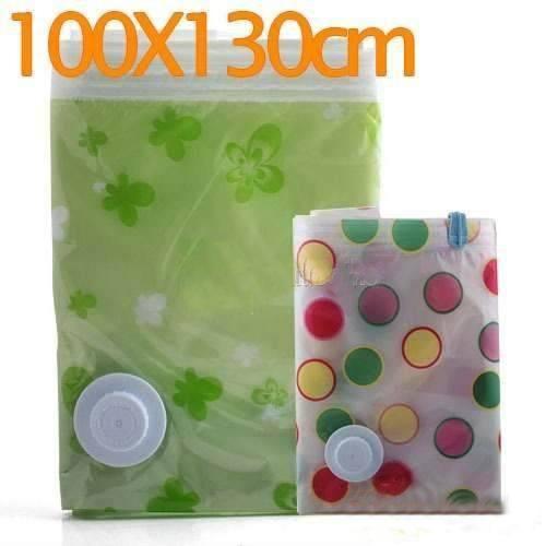 space bag. comprimer tu ropa y organizala 100 x 130 cm.