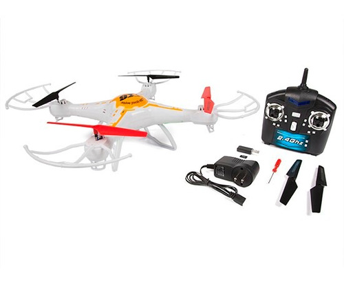 space explorer x6 4 channel quad copter-dron