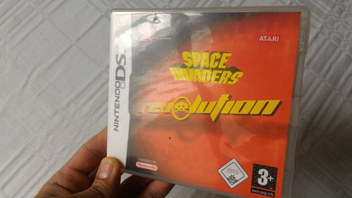 space invaders revolution - nintendo ds | guidogames