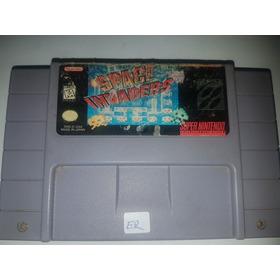 Space Invaders Snes (cementerio De Los Videojuegos Retro Gdl