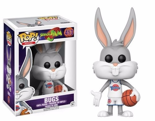 space jam bugs bunny figura funko pop