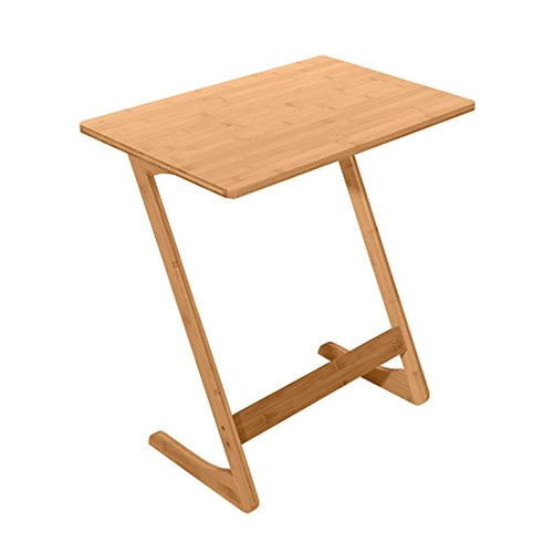 E Paths 100 Bamboo Wood Tv Tray Removable