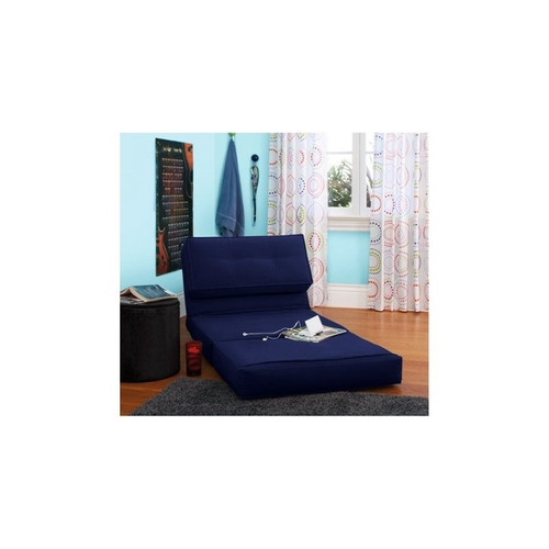 space saver your zone flip chair, múltiples colores (zafiro)
