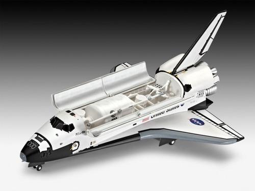 space shuttle atlantis 1/144 revell 4544