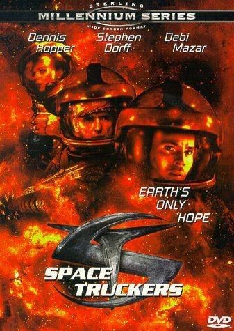 space truckers dvd original zona 1