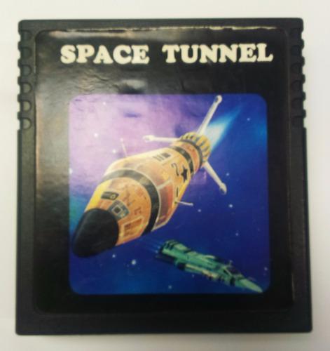 space tunnel atari 2600 cartucho retromex tcvg