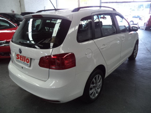 spacefox 1.6 trend total flex 8v 2013 branco completo