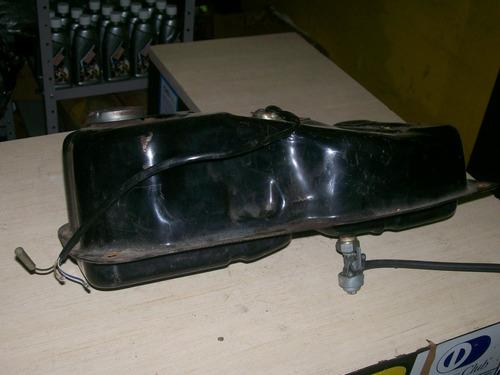 spacy honda 125 tanque de gasolina completo