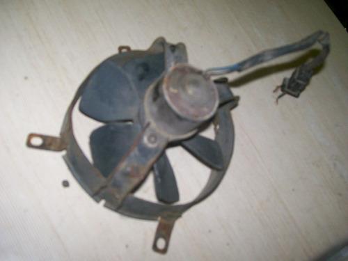 spacy honda 125 ventoinha do radiador original completa