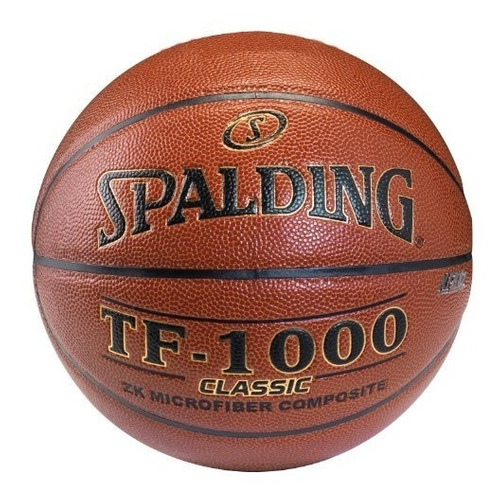 spalding tf-1000 balon clasico de baloncesto medida: 29,5