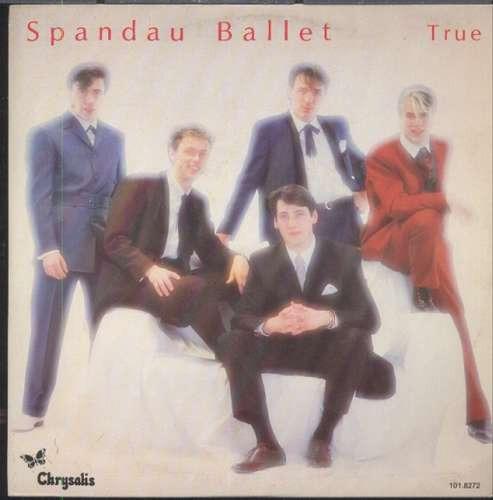 spandau ballet compacto de vinil true - 1983