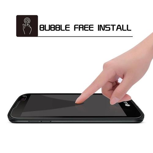 sparin lg k3 protector de pantalla, cristal t + envio gratis