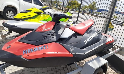 spark 90hp 2 up sea doo jet