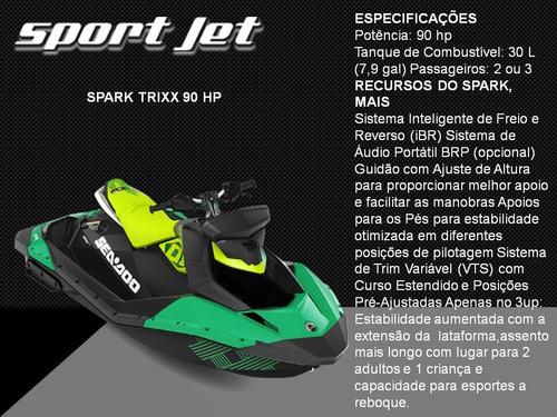 spark trixx 2 lugares 2020