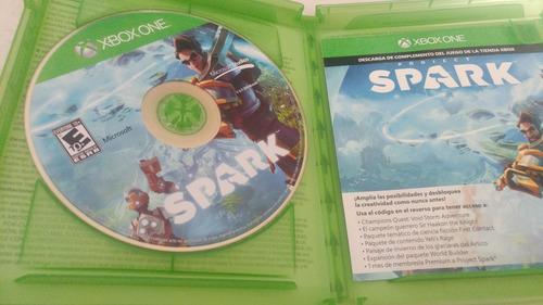spark xbox one