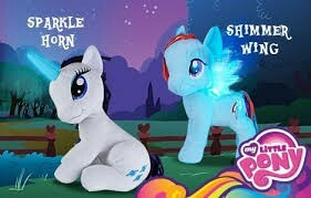 sparkle unicornio my little pony se ilumina