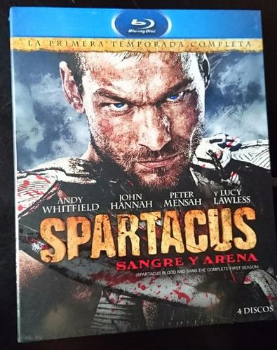 spartacus nueva sellada blu ray