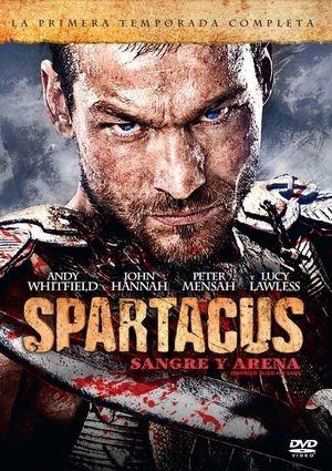 Spartacus Sangre Y Arena Primera Temporada 1 Serie Dvd - $ 259.00 en ...