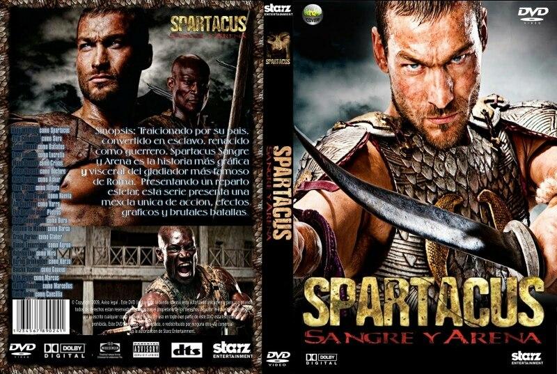 Spartacus Temporadas Completas - $ 20,00 en Mercado Libre