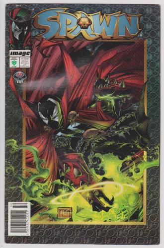 spawn # 50 - image comics- editorial vid